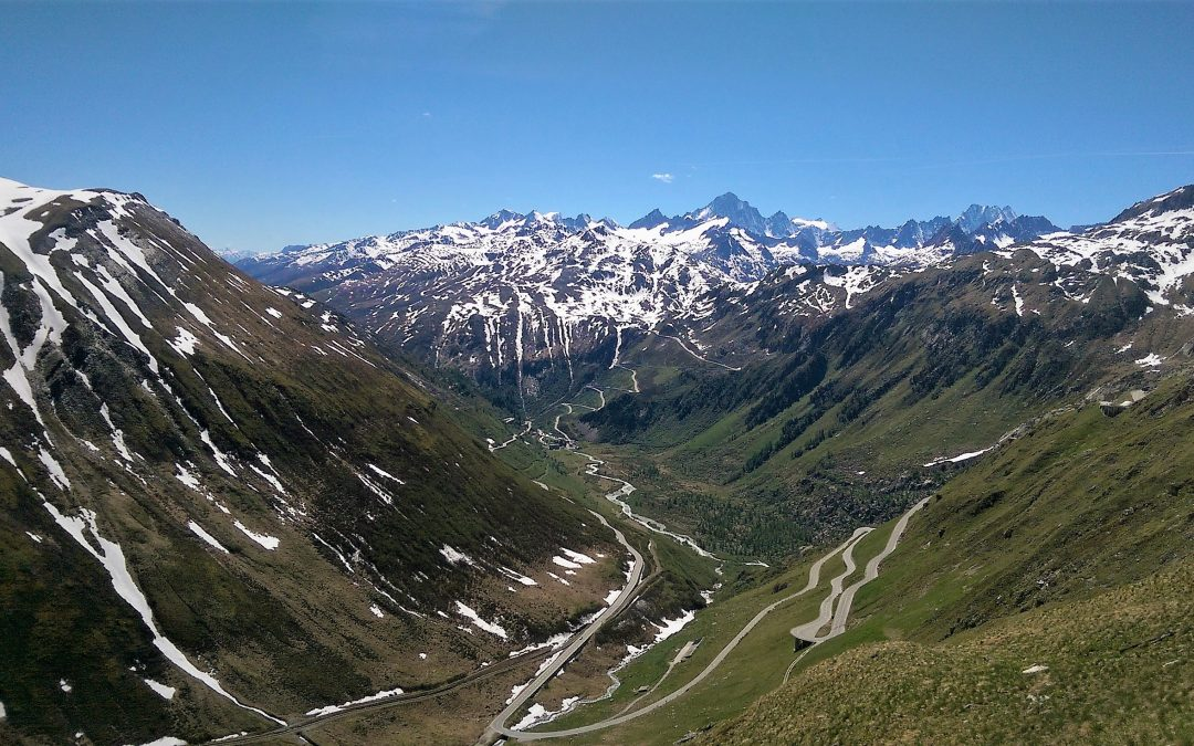 Europe by Motorbike – Touring the Alps