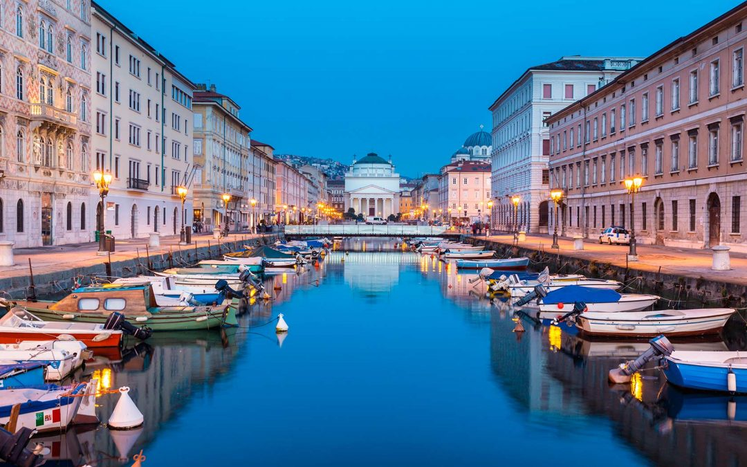 48 hours in Trieste